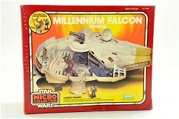 Kenner Star Wars Micro Collection comprising Millennium