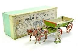 Britains No 5F Home Farm Series Farm Wagon set