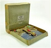Scarce boxed example of an Astra Pier and Bandstand,