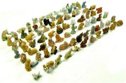 Wade Porcelain mainly Whimsies Series Collectable