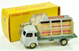 French Dinky No 33C Simca Cargo Miroitier Very good