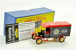 Matchbox Models of Yesteryear, Special Limited Edition,