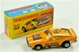 Matchbox Superfast No. 44b Ford Boss Mustang (US