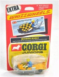 Corgi Juniors No. 1011 James Bond 007 Bobsleigh from On