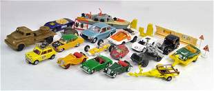 Misc diecast group comprising various makers, Corgi,
