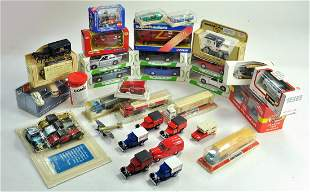 Misc Diecast group comprising various makers including