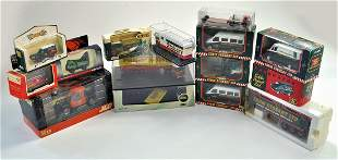 Miscellaneous collection of diecast comprising various