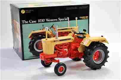Ertl Farm Issue comprising 1/16 Case 1030 Western
