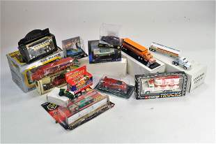 Assorted Diecast Toys from various makers including