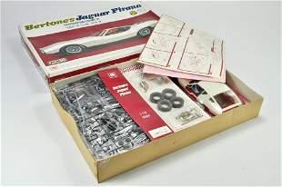Otaki Plastic Model Kit comprising 1/16 Bertones Jaguar