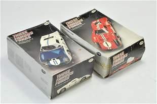 Testors Plastic Model Kit duo comprising 1/25 Ford GT