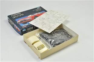 Crown Motorised Plastic Model Kit comprising 1/24
