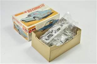 Matchbox AMT Plastic Model Kit comprising 1/25 63