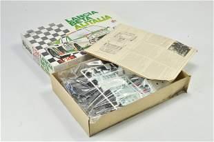 ESCI Plastic Model Kit comprising 1/24 Lancia Beta