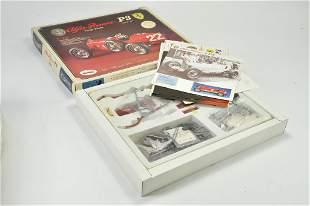 Revival Plastic and Metal Model Kit comprising 1/20
