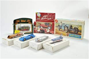 Misc. group of toys including Lledo Record Car Set,