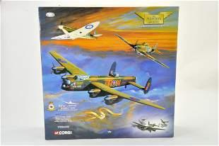 Corgi Diecast Aircraft Aviation Archive 1/72 comprising