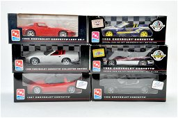 A selection of AMT Ertl Limited Edition models