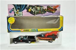 Corgi GS3 Batman 2-piece Gift Set including Batmobile
