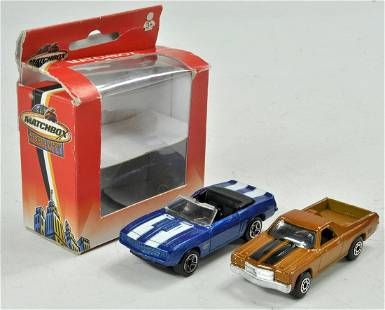 Matchbox No. 3 - Mattel Made in China 1999 - BMW Z3