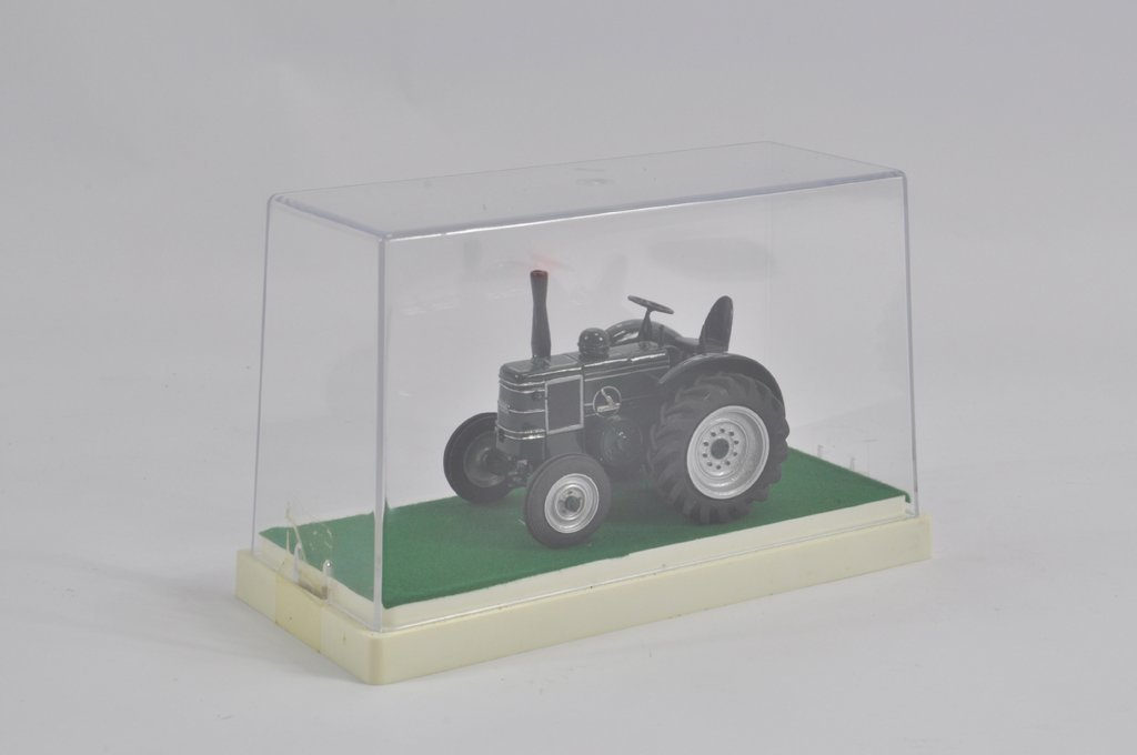 Finely built model in 1/32 scale of a Field Marshall