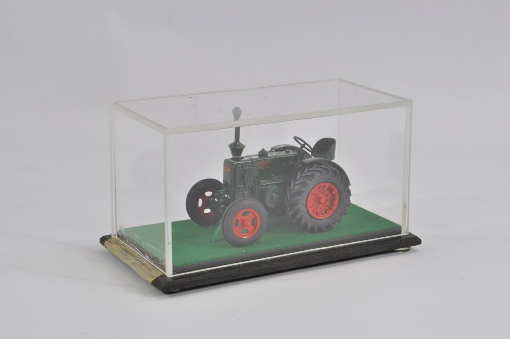 Finely built model in 1/32 scale of a Marshall Diesel
