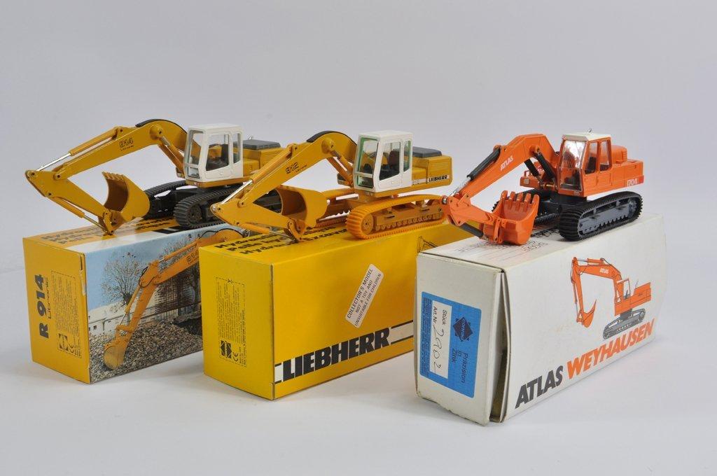 Conrad 1/50 Liebherr R914 Excavator, Liebherr 912