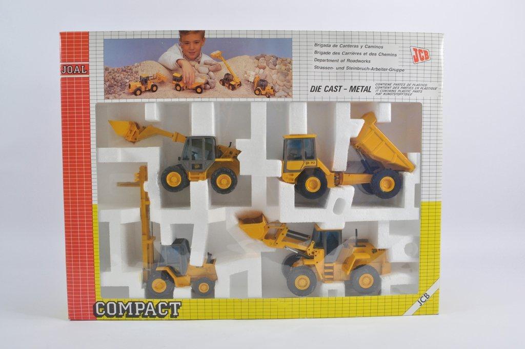 Joal 1/50 JCB Construction Set. M in E Box.