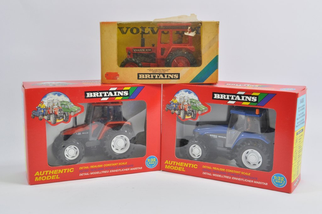 Britains 1/32 New Holland L85 (Rare Version in Light