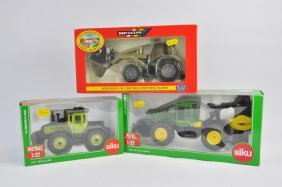 Britains 1/32 Hurlimann Sx1500 Tractor And Front Loader