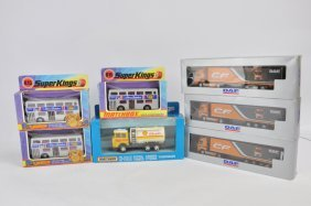 Matchbox Superkings Including Bus Issues Plus Wsi