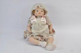 Connie Walser Derek Pot Doll. 'jess'. Vg.