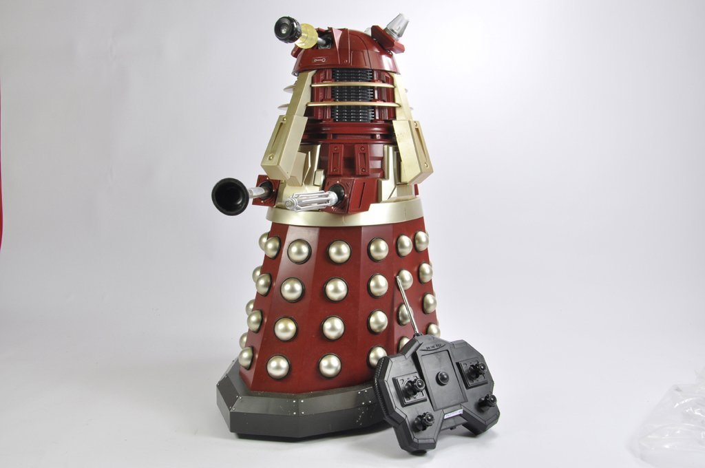 Large Scale Working Model of a Dr Who Darlek.