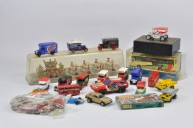Mixed Diecast Group.