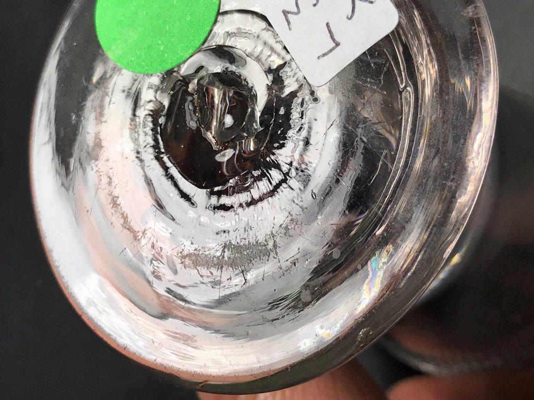 FIRING GLASS LOT: RARE PINK AMETHYST EX. - 5