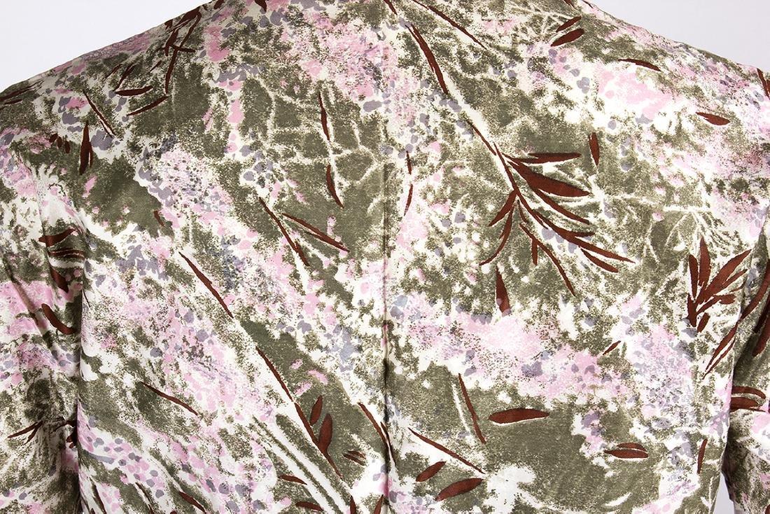 VINTAGE 1950's COCKTAIL DRESS - 5