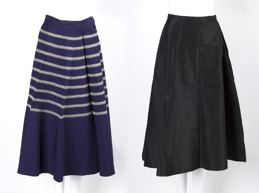 LOT OF VINTAGE 1950S SKIRTS