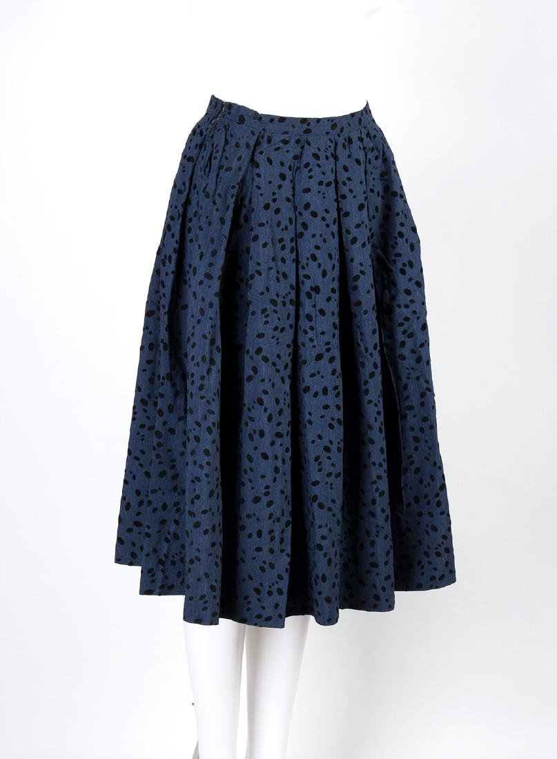 LOT OF VINTAGE 1950S SKIRTS - 2