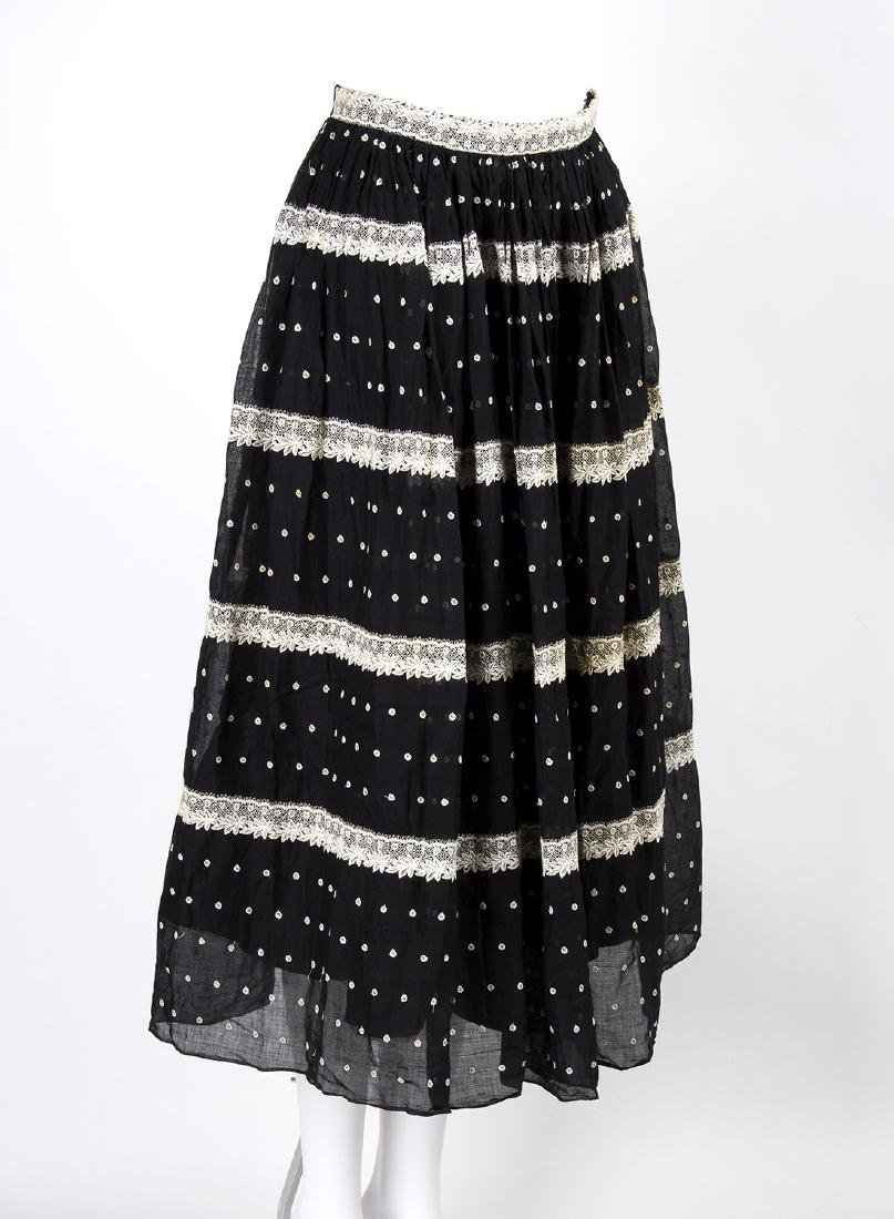 LOT OF VINTAGE 1950S SKIRTS - 3