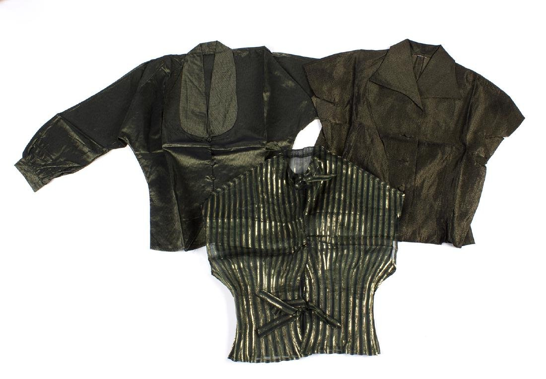 LOT OF VINTAGE 1940s BLOUSES