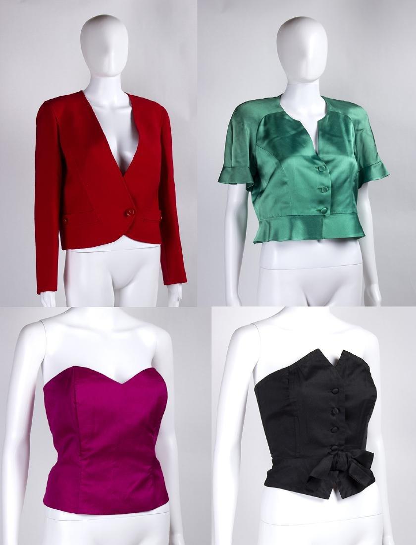 LOT OF LADIES VINTAGE CLOTHES