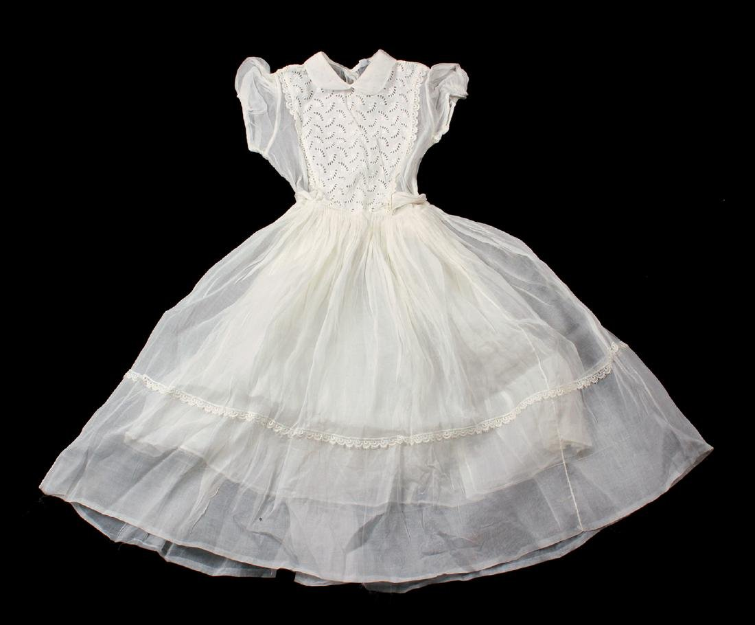 LOT OF VINTAGE BABY & CHILD'S DRESSES