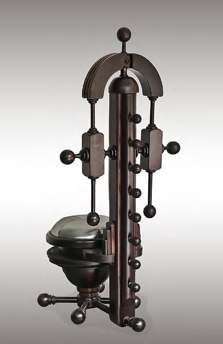 ROBERTO FALLANI - Alchemy seat, 2013