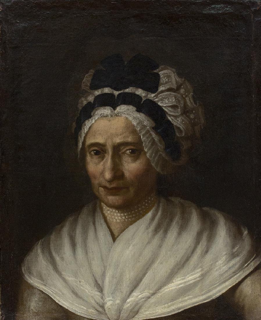 Giuseppe Nogari  - Portrait of an old woman