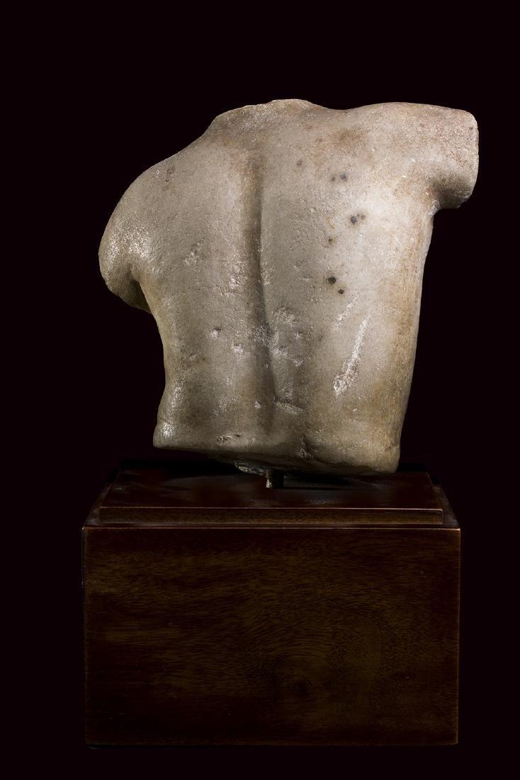 TORSO DELLA VENERE ESQUILINA I secolo a.C. – I secolo - 2