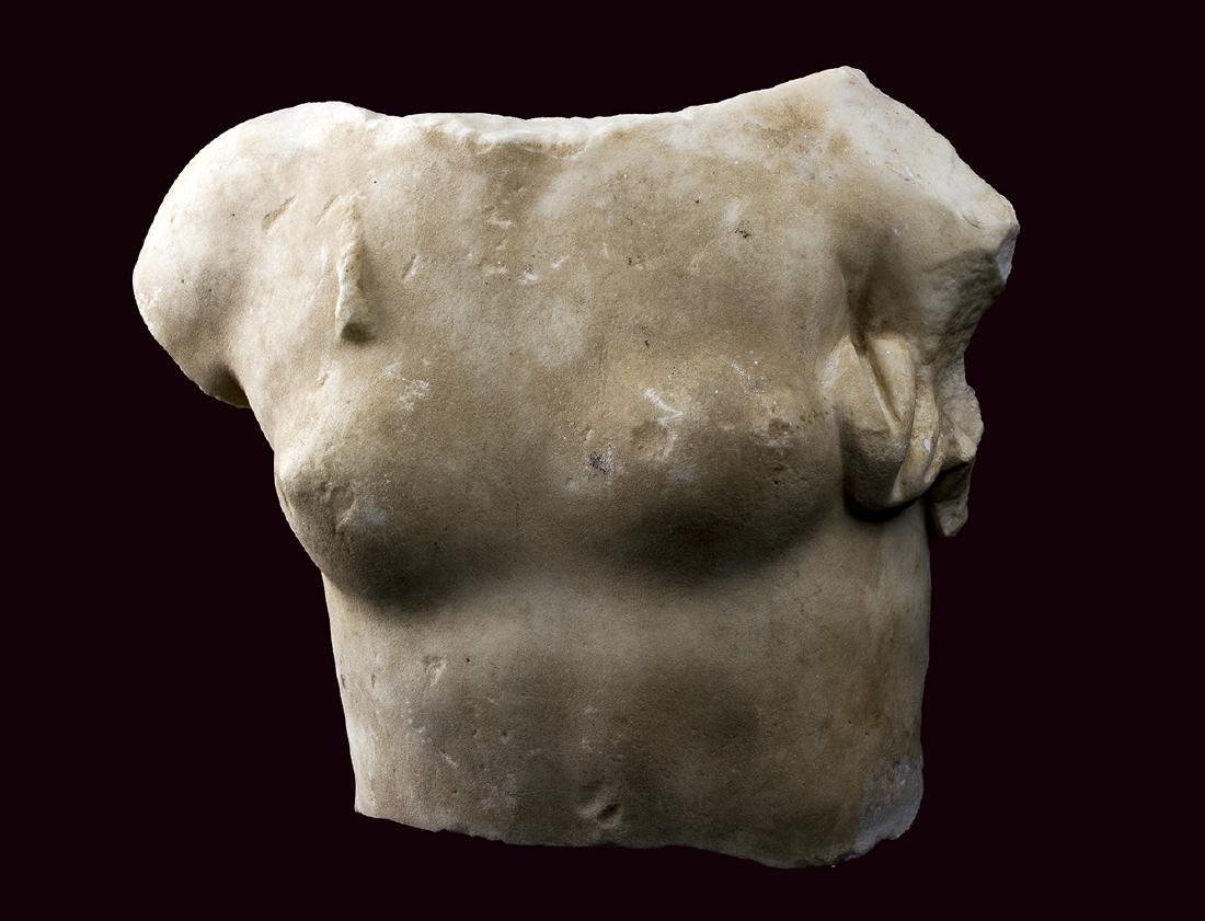 TORSO FEMMINILE  I secolo a.C. – I secolo d.C. - 2