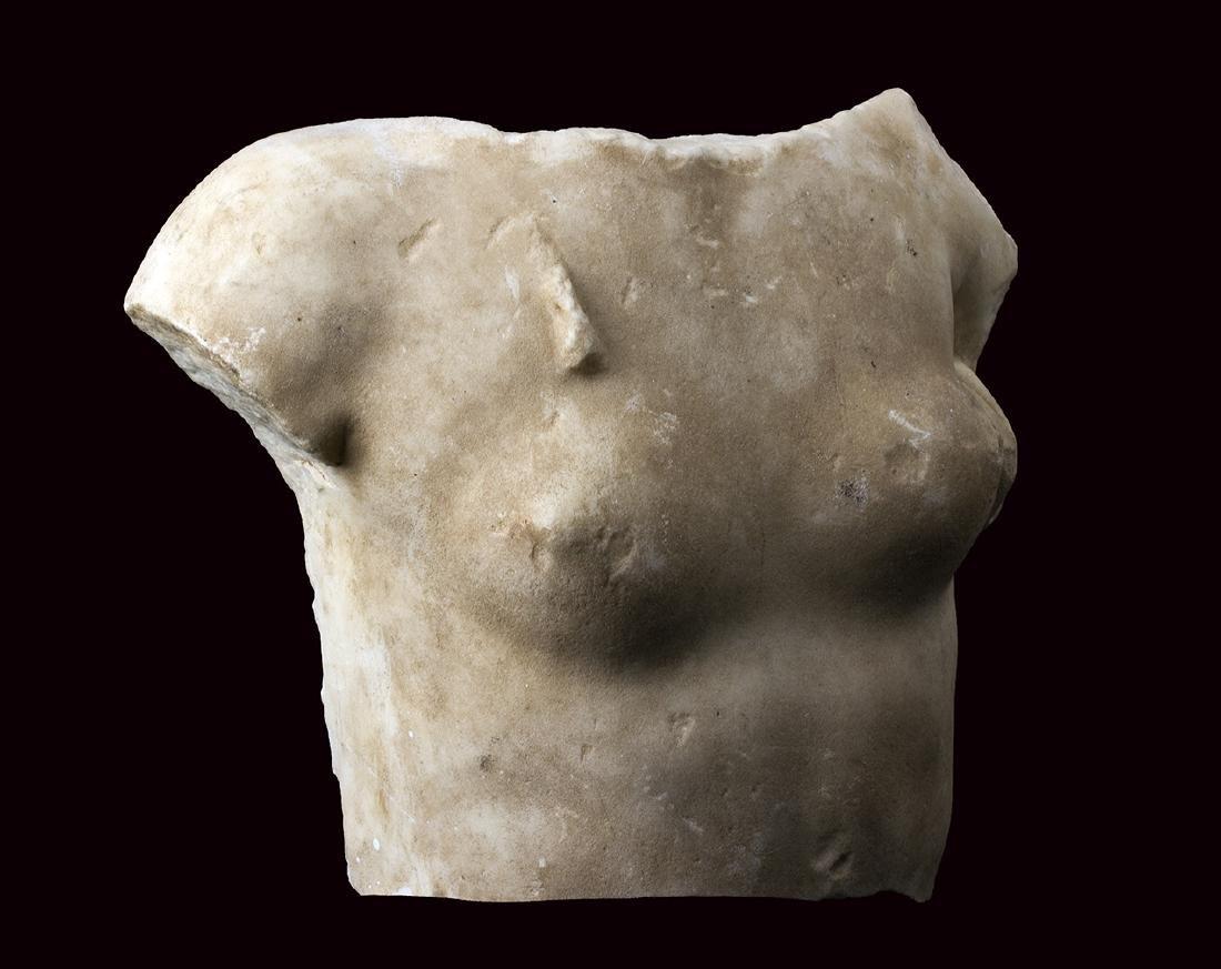 TORSO FEMMINILE  I secolo a.C. – I secolo d.C. - 3