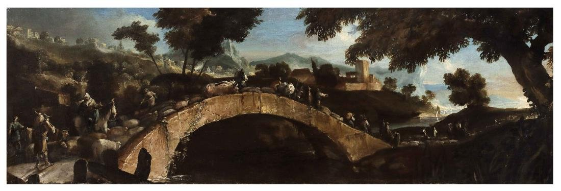 ROMAN SCHOOL, FIRST HALF OF THE 18th CENTURY -