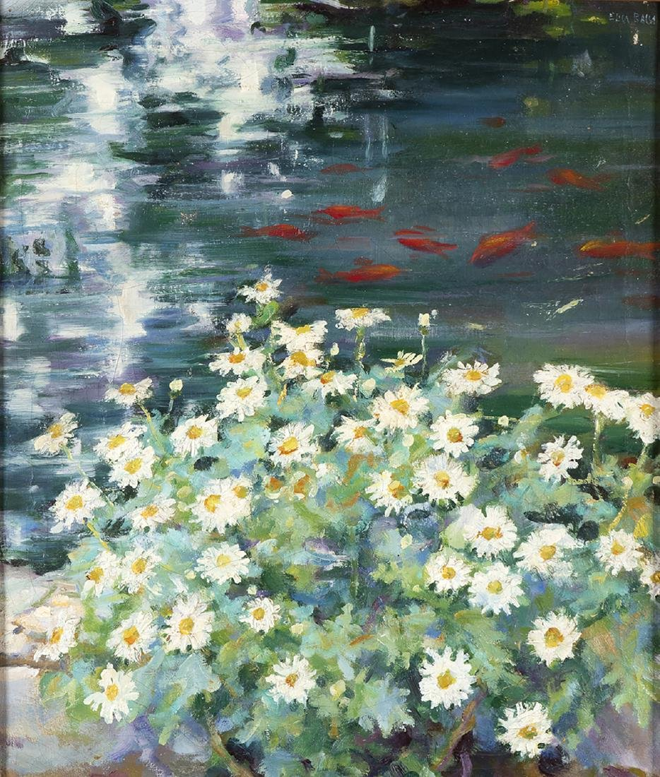 ELICA BALLA - Daisies on the water