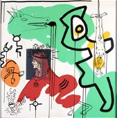 Keith Haring - Pennsylvania 1958 - New York 1990